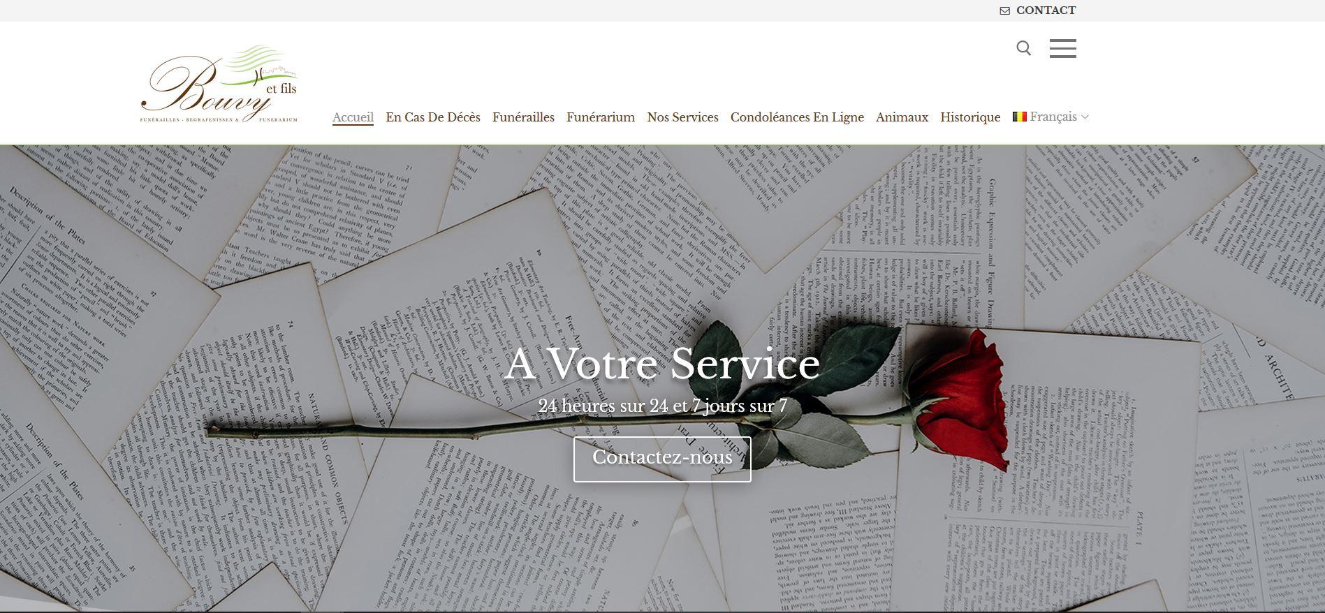 Réalisation de site internet & services internet